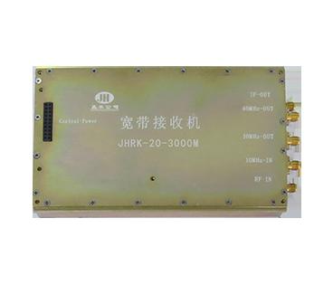 20MHz-3000MHz宽带接收机